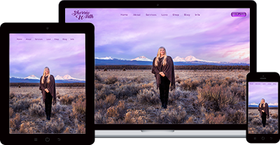 Best Psychic Readings, Life Coach, Intuitive Sessions & Spiritual Mentor in Bend, Oregon - Sherrie Wirth Sacred Journey