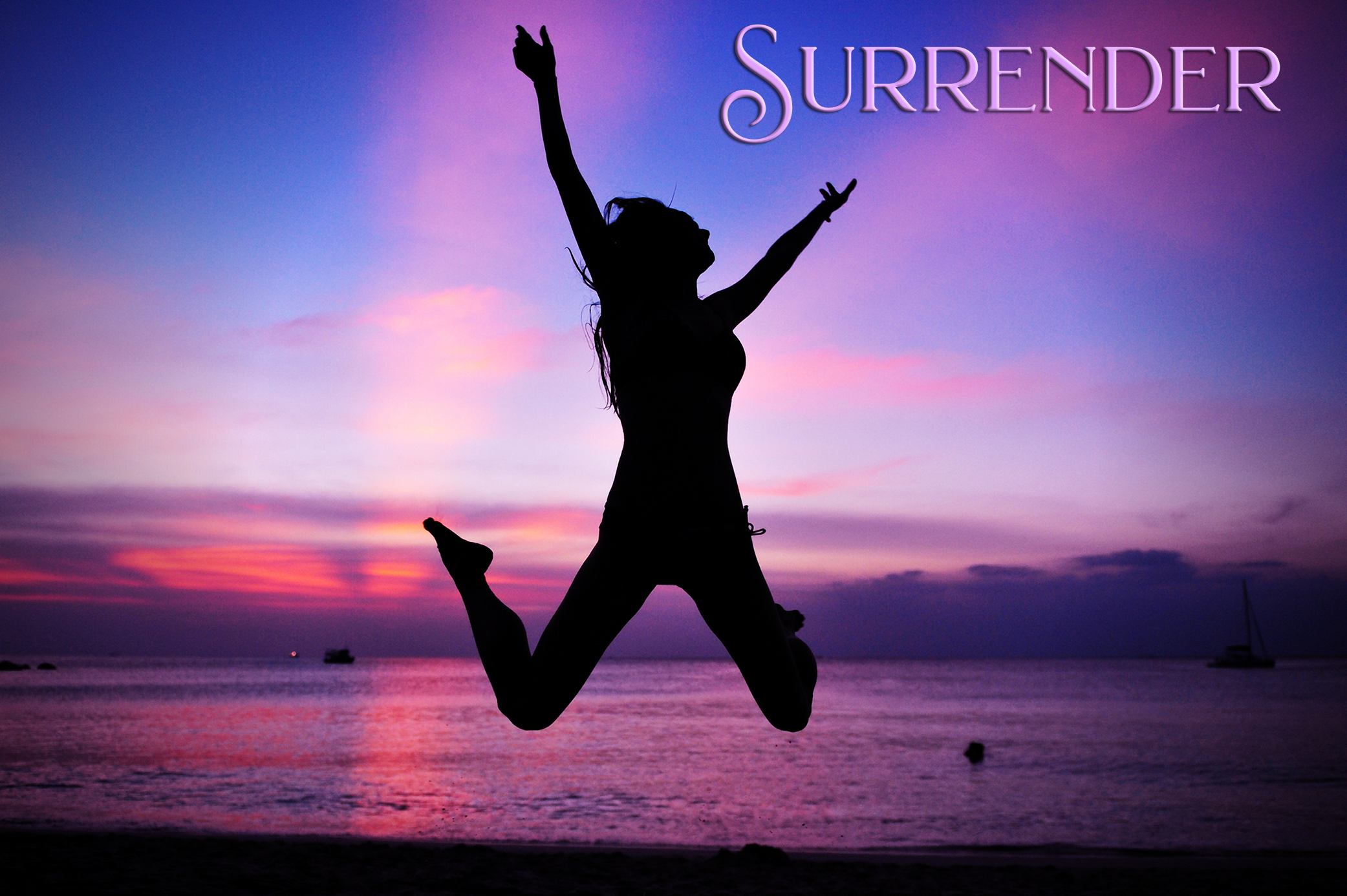 Surrender | Life Coach - Sherrie Wirth in Bend, Oregon | Psychic, Intuitive, Life Coach & Spiritual Counselor